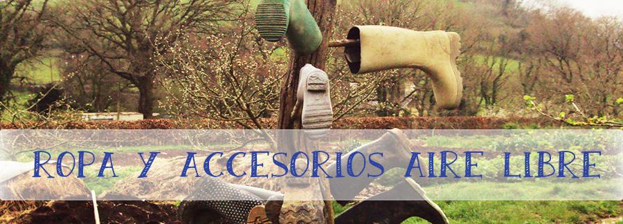 ropa y accesorios escuelas bosque