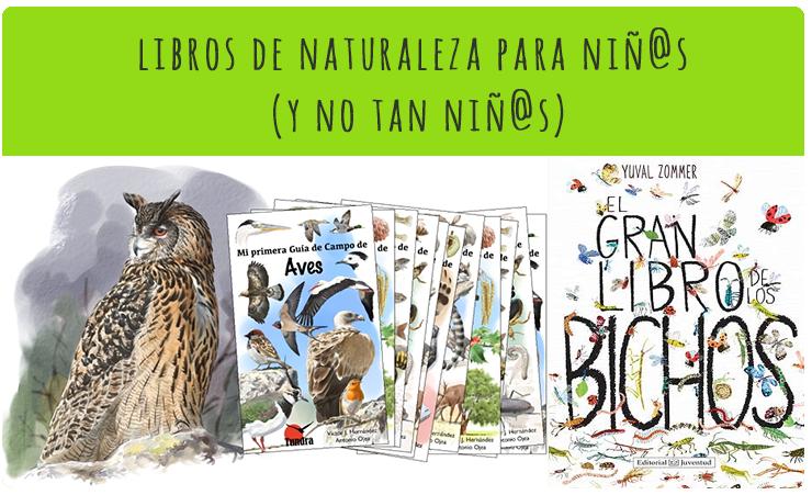 Libros de Naturaleza para Niños