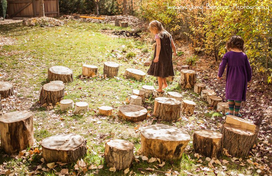 Circuitos de troncos y tocones