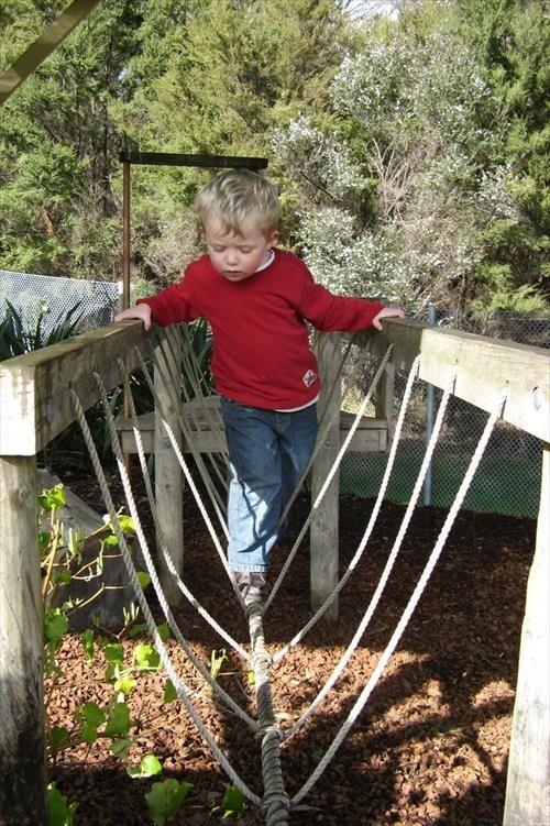puente para niños