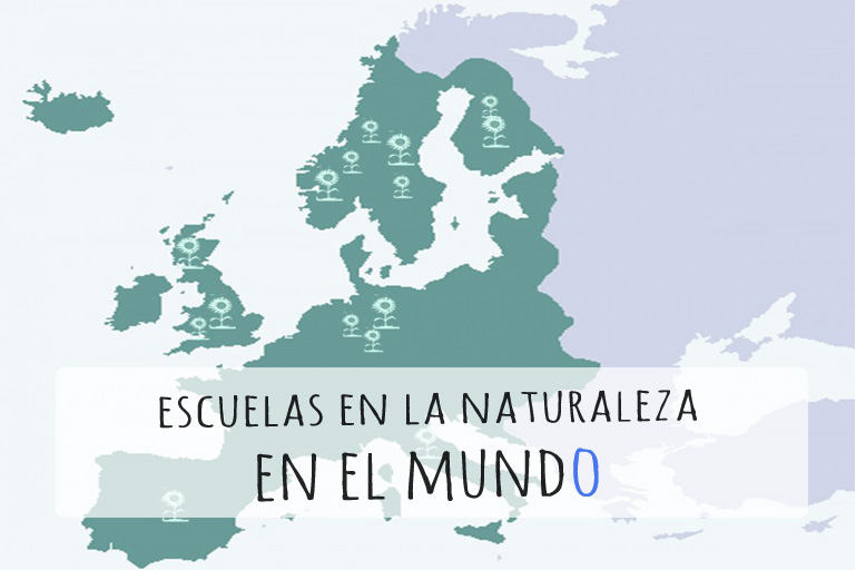 Escuelas Bosque Europa