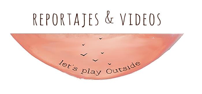 artículos y vídeos educación en la naturaleza