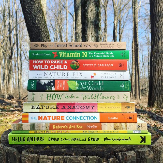 Libros Educación en la Naturaleza