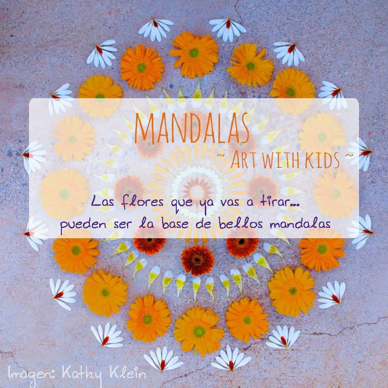 Mandalas con Niños