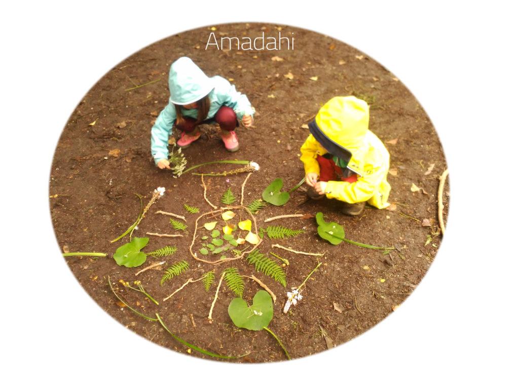 Mandalas y concentración en niños