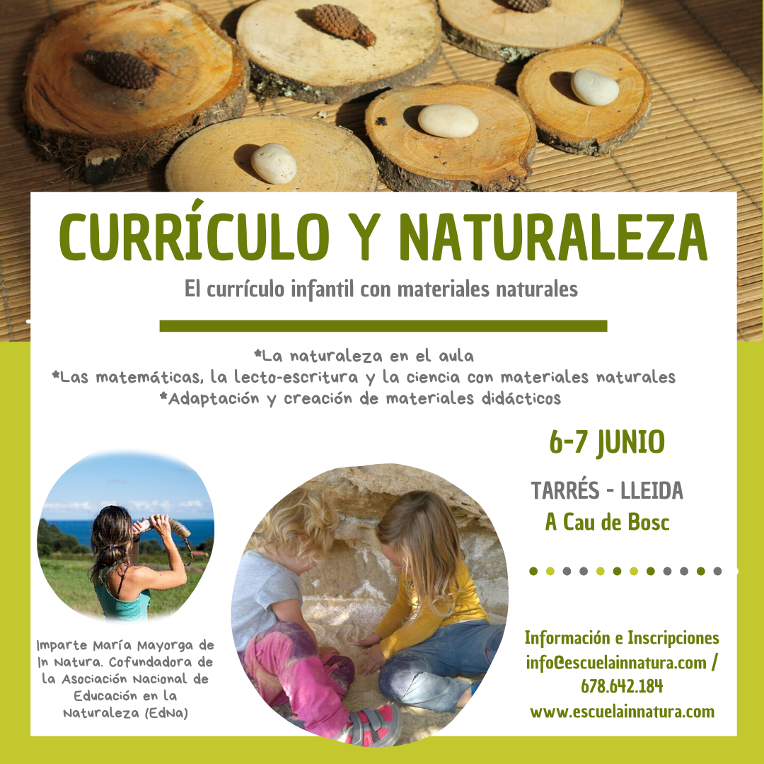 CUrriculo y Naturaleza - junio
