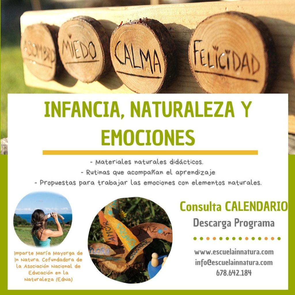 Infancia, naturaleza y emociones