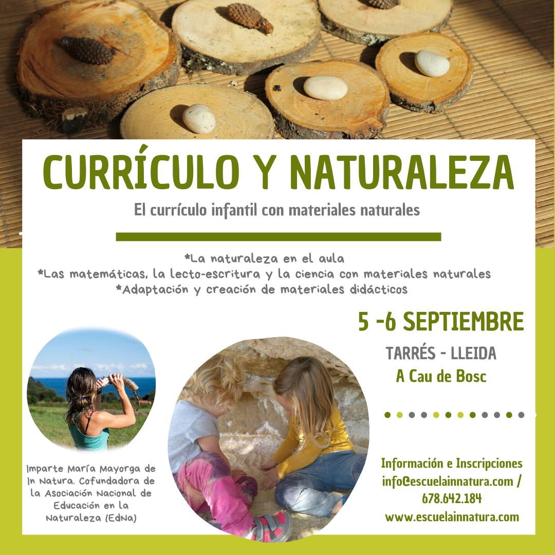 curriculo y naturaleza- sept
