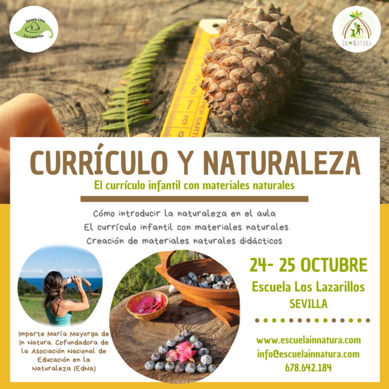 Curso Naturaleza Sevilla