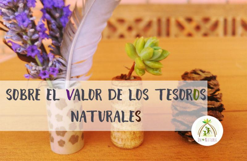 valor de los tesoros naturales - imanes de la nevera