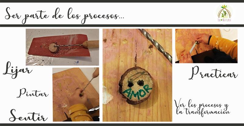 procesos - collage- reloj