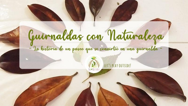 portada guirnaldas con naturaleza
