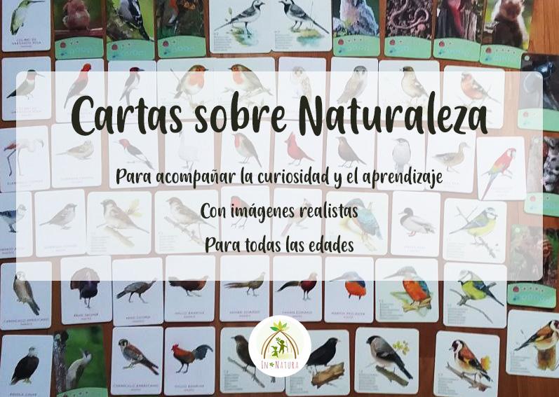 portada Cartas sobre Naturaleza