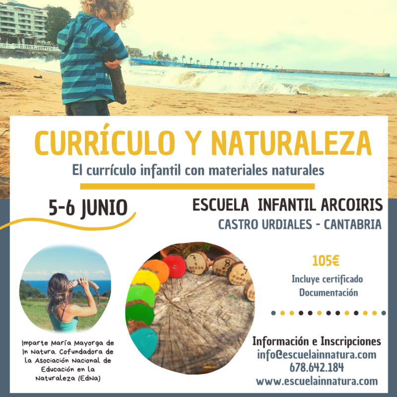 Currículo y Naturaleza en Cantabria