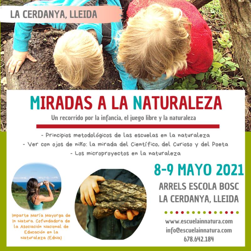miradas a la naturaleza mayo 2021