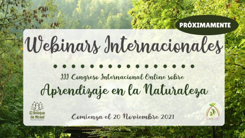webinars internacionales - III Encuentro