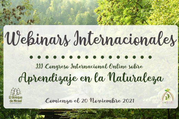 Webinars internacionales